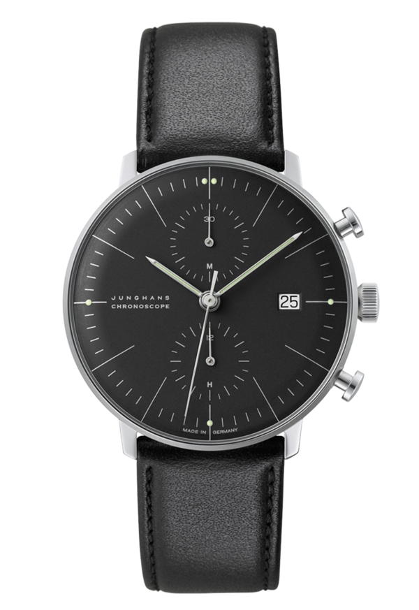Junghans Herrenuhr Max Bill Chronoscope